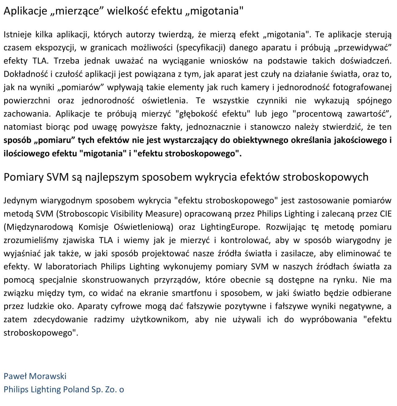 Smartfony Migotanie i Efekt stroboskopowy-3