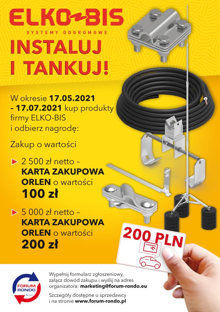 Elko-Bis ulotka promocyjna