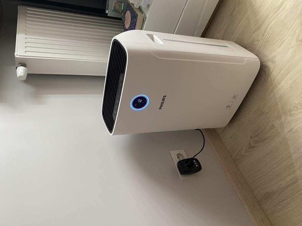 Rys.4 Oczyszczacz powietrza zabezpieczony ogranicznikiem Eaton typu Box